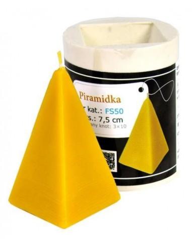 Forma silikonowa Piramidka – wys. 7,5cm