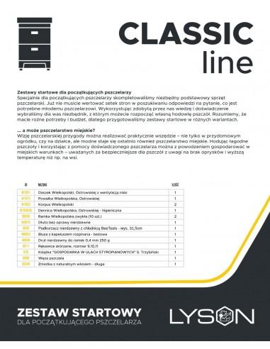 Zestaw startowy Wielkopolski – CLASSIC LINE