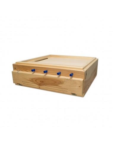 Dennica drewniana Wielkopolska, wysoka