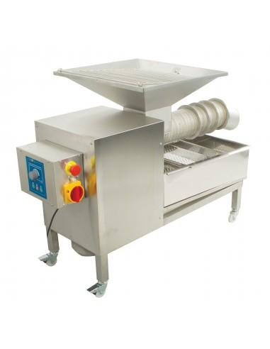 OPCJA 2 – Wytłaczarka do odsklepin 100 kg do stołu do odsklepiania W901R, W902E, W902Z, W903E, W903Z