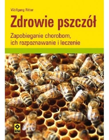 "Książka ""Zdrowie pszczół"" Wolfgang Ritter"