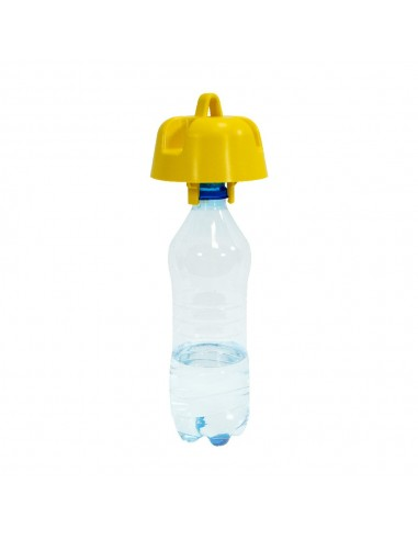 Pułapka do łapania os nakładana na butelkę