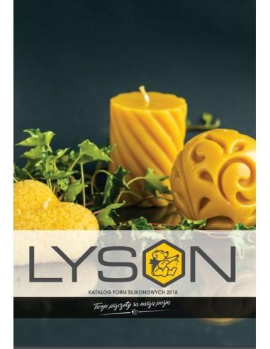 Katalog form silikonowych - LYSON 2020
