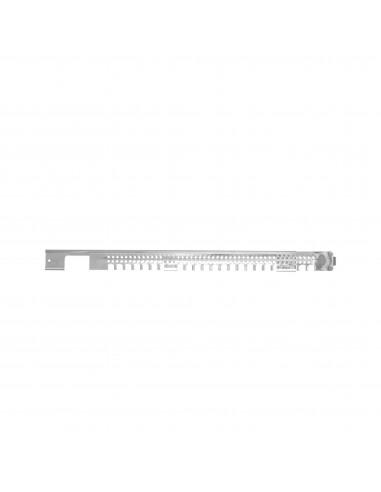 Zasuwka nierdzewna -dł.345 mm