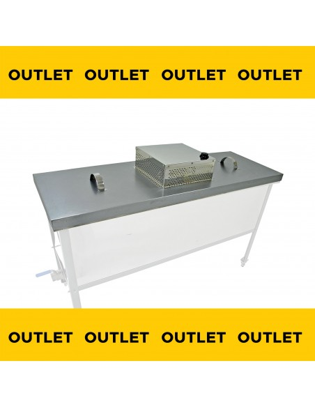 Topiarka górna elektryczna do stołu wielkopolskiego, 1500 mm (Urządzenie starego typu)