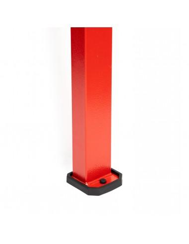 Podkładka amortyzująca do miodarek o nogach w rozmiarze 60 x 40 mm Średnica od FI 1 000 do FI 1 500 mm