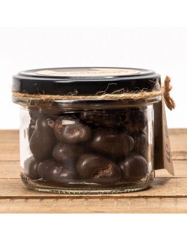 Api Snacks - migdały w ciemnej czekoladzie z pyłkiem, 100 g