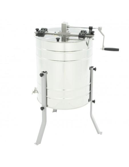 Zbiornik z płaszczem grzewczym i zintegrowanym stojakiem – 2000l