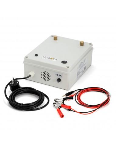 Zasilacz 230V na 12V (moc 400W) do miodarek minima o średnicy 800-1000 mm