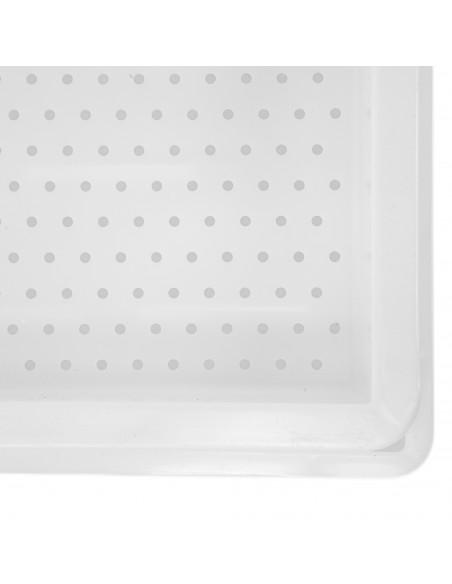 Wanienka do odsklepinia ramek z sitem plastikowym – wys. 200mm