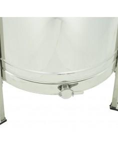 Stół do odsklepiania z wanienką plastikową (wys. 300 mm, sito nierdzewne)