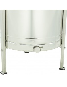 Stół do odsklepiania z wanienką plastikową (wys. 100 mm, sito plastikowe)