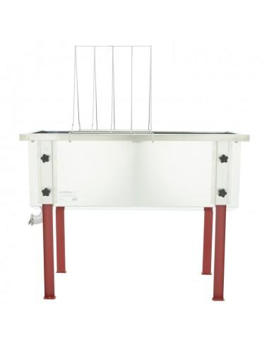Stół do odsklepiania wielkopolski, 1000mm, wzmocniony - CLASSIC - NOWOŚĆ