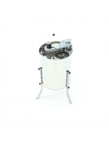 Miodarka 4-kasetowa Dadant / Dadant 1/2 elektryczna 230V Ø800mm – PREMIUM LINE