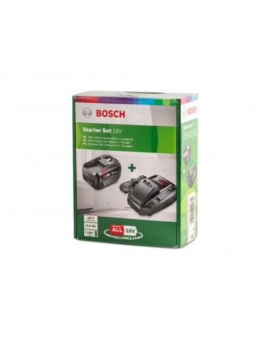 Zestaw ładowarka AL1830CV + akumulator PBA 4,0Ah BOSCH