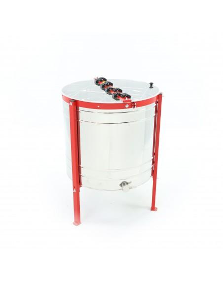 Miodarka 4-kasetowa Dadant / Dadant 1/2 elektryczna 230V automat Ø800mm – CLASSIC LINE