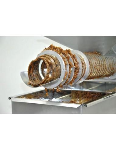 Wytłaczarka, wyciskarka - prasa ślimakowa wydajność do 100 kg/h