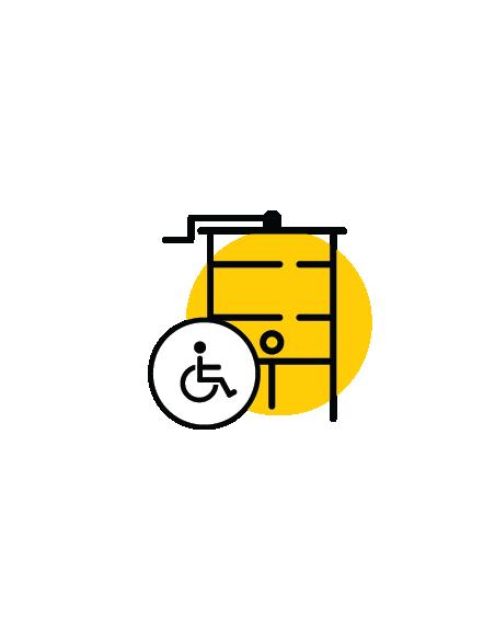 Miodarki dla niepełnosprawnych